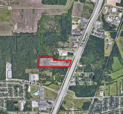 15 Acres of Raw Land Houston