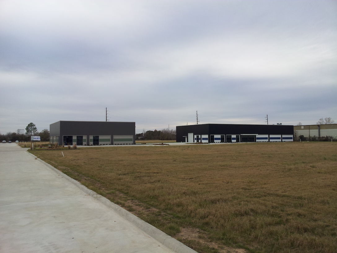 Photo of ATCO Business Park buildings