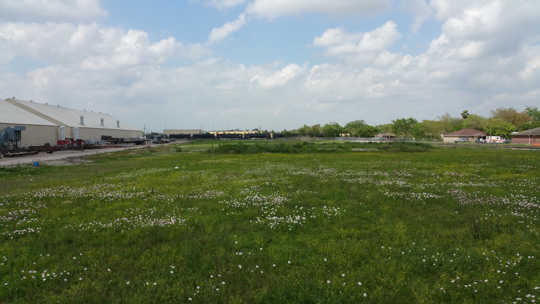 4800 Fidelity - 6 acres for build to suit warehouse or storage yard for lease
