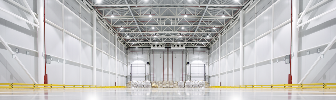 Photo of Inside View of Large Cold Storage Space Thumbnail