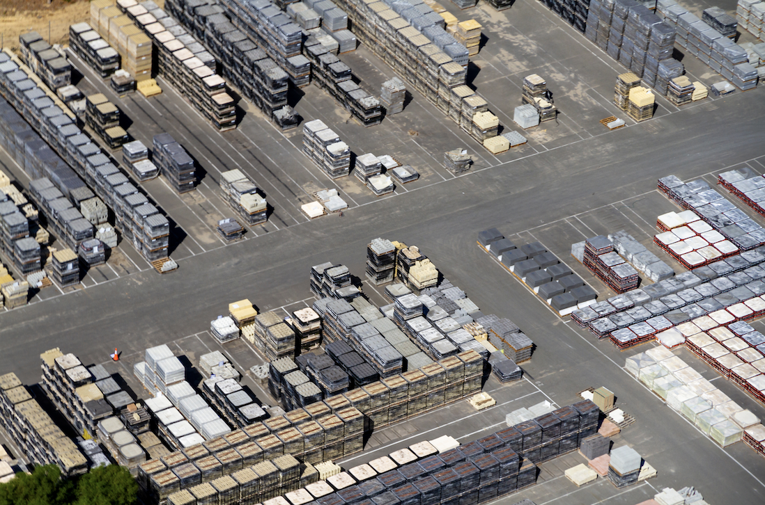 paved or stabilized yard for inventory storage thumbnail